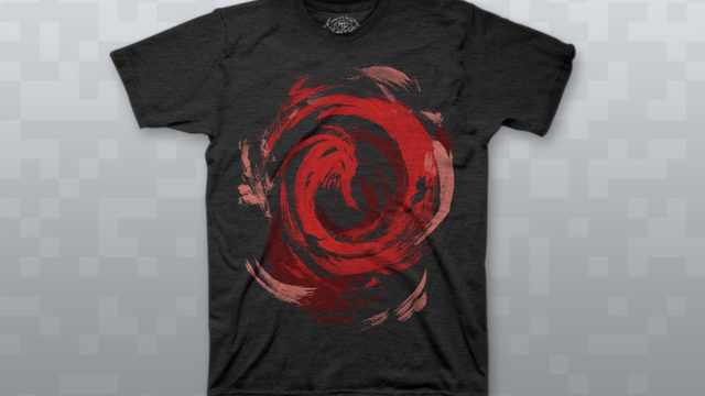 """Devastation"" T-shirt available at Fangamer"