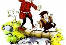 John Calvin & Thomas Hobbes