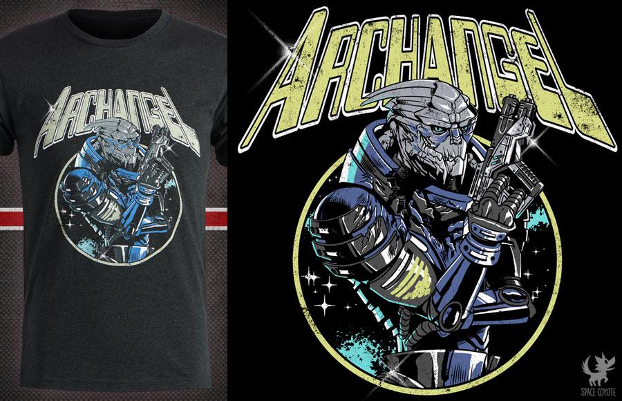 Archangel shirt