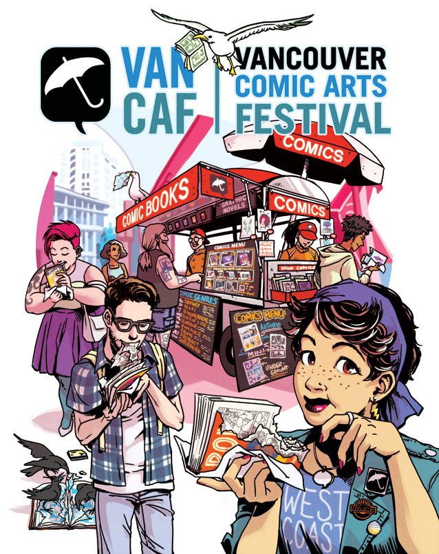VanCAF 2015 Poster