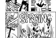 """Dr. Sarcophagus"" pg 5"