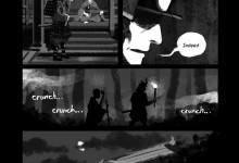"""Hoichi the Earless"" pg 3"