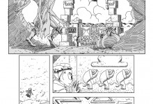 """""""Islands"""" pg 8"""