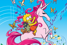 """The Wonderful World of Lisa Simpson"" in stores now"