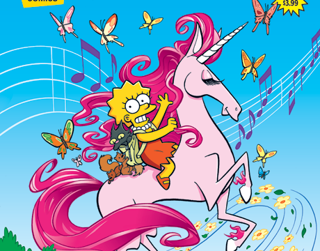 """""""The Wonderful World of Lisa Simpson"""" in stores now"""