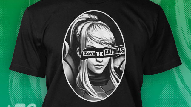 """""""Save or Kill"""" shirt for Prevent Cancer Foundation"""