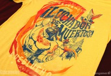 """Official """"Guacamelee!"""" shirt up at Fangamer"""
