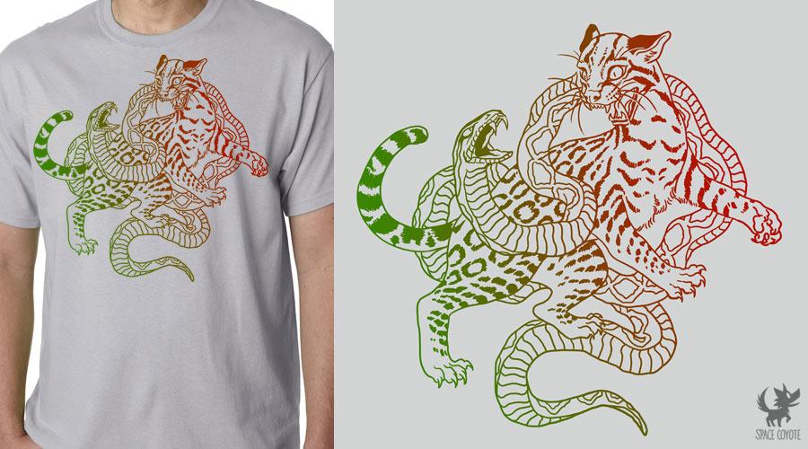 shirt_snakevsocelot