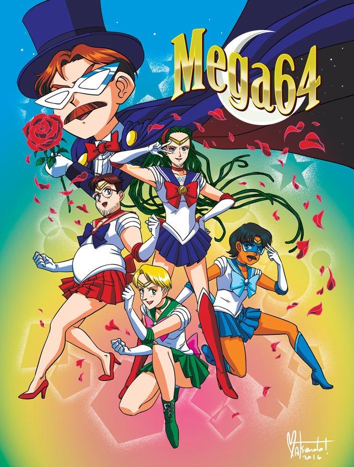 Mega64 Moon