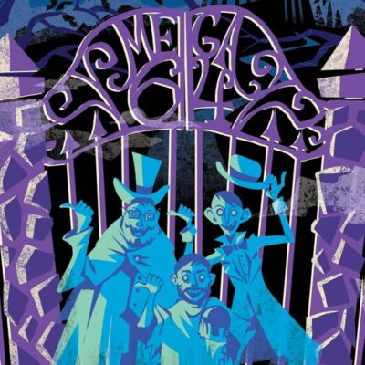 Mega64 Haunted Mansion poster