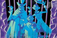 Mega64 Haunted Mansion closeup