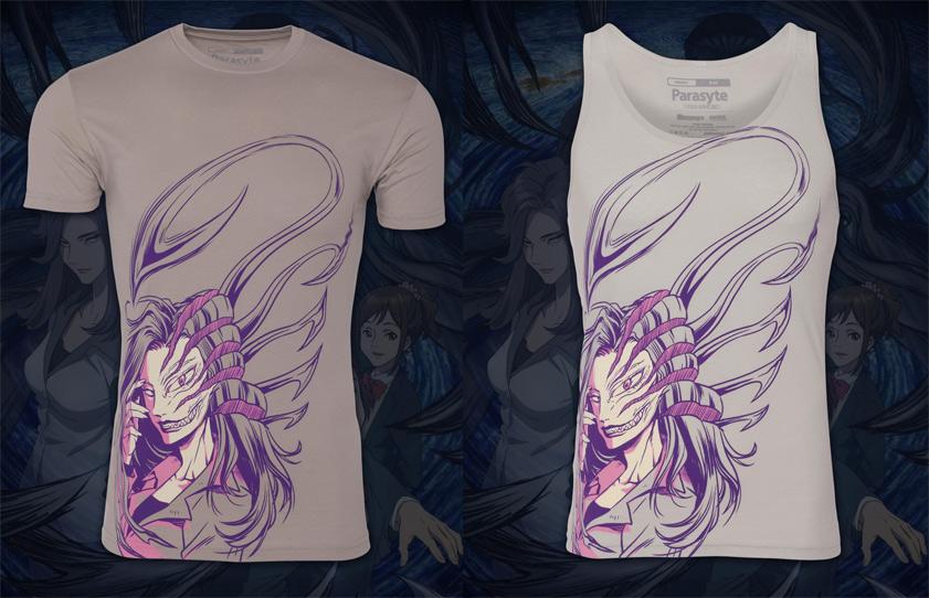 Parasyte shirts