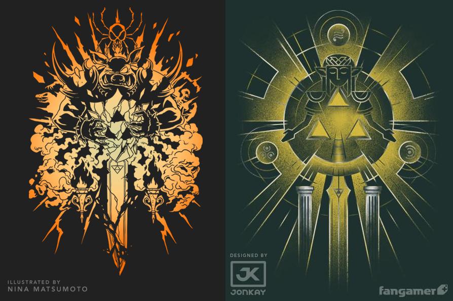 Dark Chaos and Golden Harmony