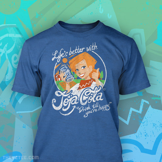 Joja-Cola shirt