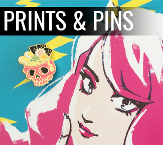 Buy prints & pins!
